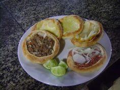 Adenilson Pizzaiolo: Massa de esfiha aberta (receita)