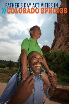 Father's Day Activities in Colorado Springs