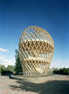 Zoo Lookout Tower | Helsinki, Finland | Avanto Architects / Ville Hara and Anu Puustinen