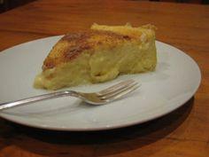 Milk tart recipe - South African