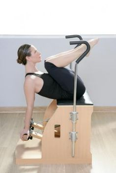 {how to build a Pilates wunda chair. Doesn't look simple but likely worth the effort considering how much they cost.} ED