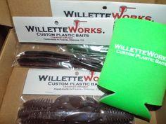 Willette Works Bait #SassyHolidays #Fishing