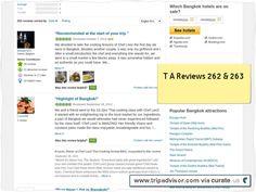 Chef LeeZ Trip Advisor Reviews: 262 & 263 Clipped from www.tripadvisor.com