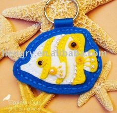 Handmade Felt Christmas fish, View artificia felt fish, Hengry Product Details from Hengry Arts & Crafts Co., Ltd. on Alibaba.com