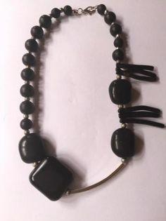 collar de coral negro de Bali Artesanum ART-CIRA