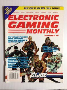 Gaming Magazines, Nintendo Sega, More Games, Entertainment System, Arcade, Video Games, January, Videogames, Video Game