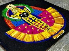 Indian Rangoli Designs, Rangoli Designs Latest, Latest Rangoli, Rangoli Ideas, Beautiful Rangoli Designs, Mehndi Designs, Abstract Pencil Drawings, Pencil Drawings Of Girls, Wedding Invitation Fonts
