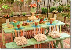 : Decoração para mesa da Páscoa