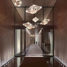 Image result for cantilever linear luminaire