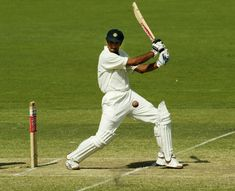 Rahul Dravid: THE WALL (Respect!)