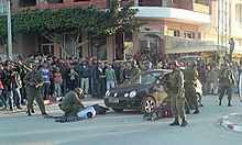 Tunisian Revolution - Wikipedia, the free encyclopedia. Date18 December 2010 – 14 January 2011 (3 weeks and 6 days)