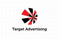 target advertising - $250 http://www.stronglogos.com/product/target-advertising #logo #design #sale #marketing #advertising #consulting #company