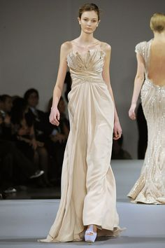 Elie Saab - Spring/Summer 2009 Couture Collection