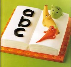 1000 images about cake decorating for dummies like me for Abc cake decoration