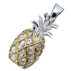 925 Silver Two Tone Large Pineapple Pendant Hawaiian Silver Jewelry Hawaiian Silver Jewelry,http://www.amazon.com/dp/B0035NHT0I/ref=cm_sw_r_pi_dp_Ikb4sb1Q8AQ41QQB