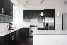 Kitchen - 1500 Garden St Hoboken, NJ  Harborside Lofts