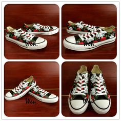 6485aab74c30 13 Best Hand Drawn Art Palm Tree Sneakers Unisex images