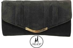 Simply Black! New M-HSK suede collection by Momins!