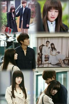 The heirs Kim Ji Won, Kim Woo Bin, Park Shin Hye, The Heirs, Lee Min Ho, Korean Drama, Celebrity Crush, Kdrama, Idol
