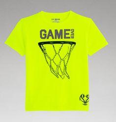 Boys' UA Game Chain T-Shirt