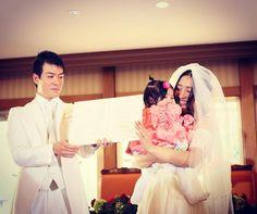 お子様と一緒に人前式  #bridal #wedding #bridalphoto #パパママ婚 #人前式 #プレ花嫁 #日本中のプレ花嫁さんとつながりたい  #ユウベル #八代 #八代結婚式 #熊本 #結婚式 #ウエディングドレス #weddingdress http://butimag.com/ipost/1498532484038572179/?code=BTL21rLgLiT
