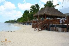 Perfect spot to spend an afternoon at Sunscape Sabor Cozumel.