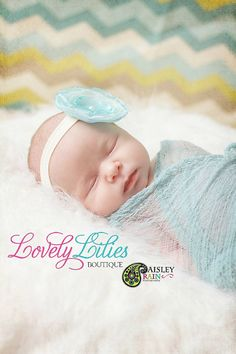Baby Headband by LovelyLiliesBoutique, $6.00