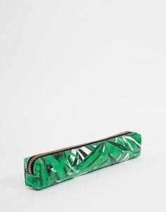 Image 2 ofPaperchase Let's Squawk Slim Pencil Case