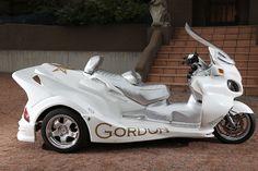 Trike - the perfect 3-wheeler bike for me! スカイウェイブ - GORDON / ゴードン
