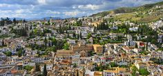 """""""#Granada, among all the cities, you are the betrothed. Damas, Baghdad and Cairo are nothing but your dowry"""", proclaimed the 14th century Arab-Andalusian poet Al-Khamr. #WeAreESL https://www.esl-languages.com/en/adults/learn/spanish/granada/spain/index.htm"""