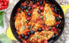 Olaszos csirkés egytál - Nem tudsz neki ellenállni | Femcafe Paella, Casserole, Ethnic Recipes, Van, Food, Essen, Casseroles, Meals, Vans