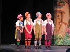 The Wizard of Oz- Lollipop Guild Costumes