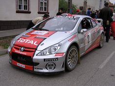 Peugeot 307 CC Rally Edition