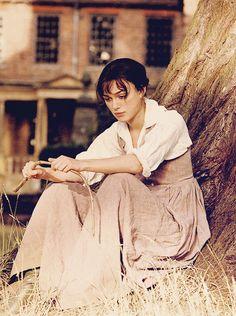 keira knightley, Lizzy, Jane Austen
