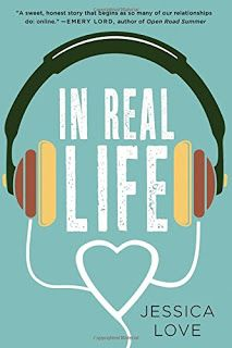 With Love for Books: In Real Life by Jessica Love