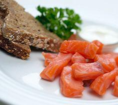 Syltet laks Sandwiches, Food, Eten, Paninis, Meals, Diet