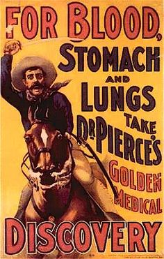 Dr Pierce's Golden Medical Discovery
