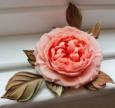 Present Perfect Creations: Silk roses