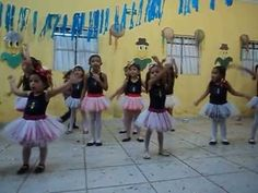 BALLET JUNINO DO IELM.TURMINHA DA EDUCAÇÃO INFANTIL I.