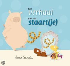 12-09-14 - Een verhaal met een staart(je), Anca Sandu   9789053419373