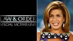 Watch Hoda's Emmy-worthy cameo on 'Law & Order: SVU'
