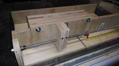 Image result for ed stiles box joint jig