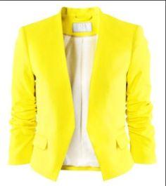 Blazers- I need a yellow one!!