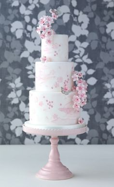Wedding Cake Inspiration - Zoë Clark Cakes