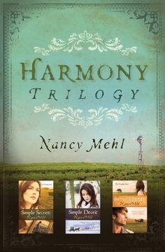 Harmony Trilogy (The Harmony Series) by Mehl, Nancy (2012) Paperback