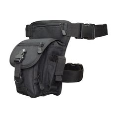 I saw a leg holster that would be an awesome alternative to a purse, but being leather and nearly $300, this is a much more affordable, albeit spartan, alternative.
