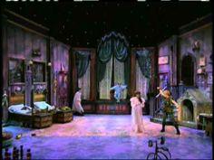 The Set of Peter Pan 2013