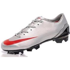 http://www.asneakers4u.com 2011 Nike Soccer Mercurial SL New Style Mens Soccer Cleats Silver Pink out of stock