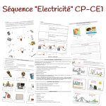 Séquence « électricité » CP-CE1
