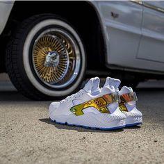 "Nike Air Huarache x Nice Kicks ""Lowrider"""